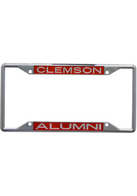 Clemson Tigers Alumni License Frame