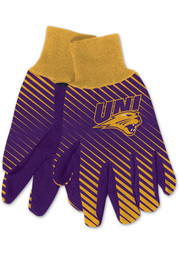 Northern Iowa Panthers Two Tone Mens Gloves