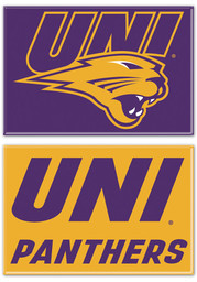 Northern Iowa Panthers 2 Pack Magnet