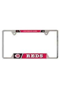 Cincinnati Reds Metal License Frame
