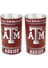 Texas A&M Aggies Tapered Waste Basket