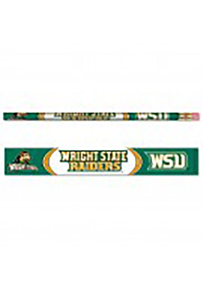 Wright State Raiders 6-Pack Pencil - Image 1