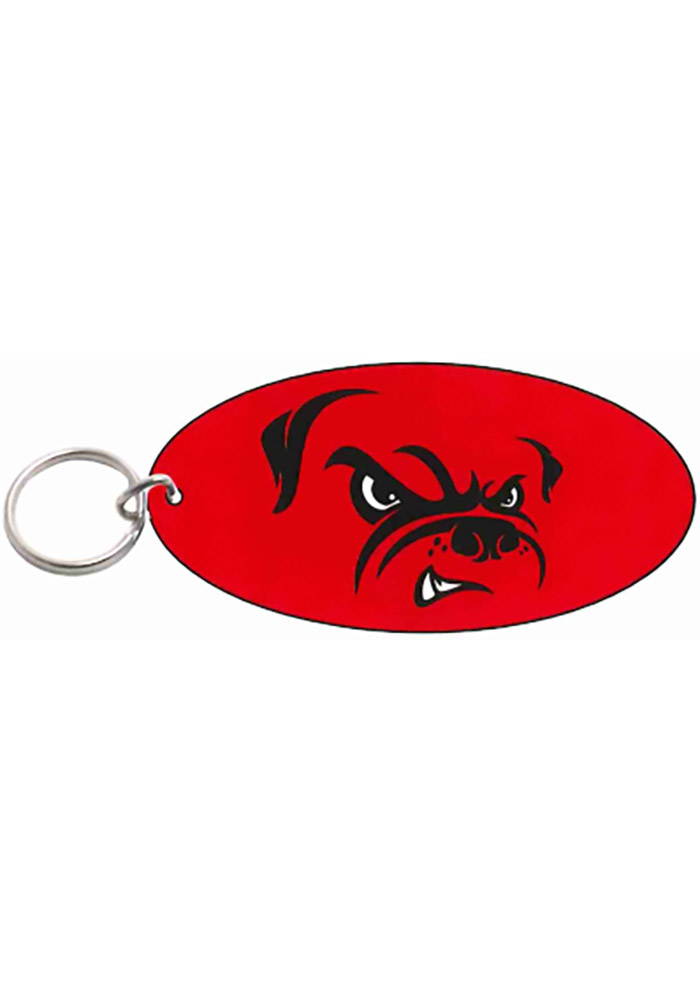 Cleveland Browns Frost Oval Keychain - Image 1