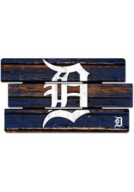 Detroit Tigers 14x25 Painted Fence Wood Sign