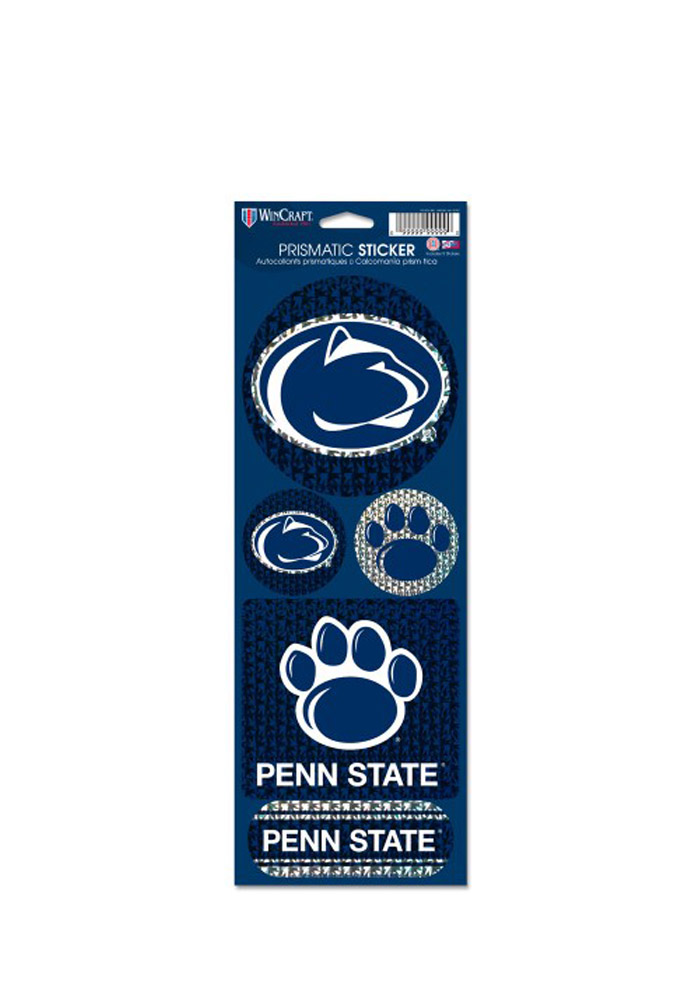 Penn State Nittany Lions Prismatic Stickers - Image 1