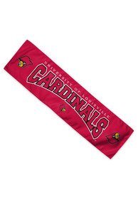 Louisville Cardinals Cooling Towel Cooling Towel