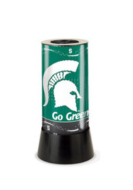 Michigan State Spartans Rotating Table Lamp