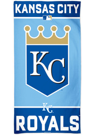 Kansas City Royals Team Color Beach Towel