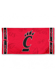 Cincinnati Bearcats Team Color Beach Towel