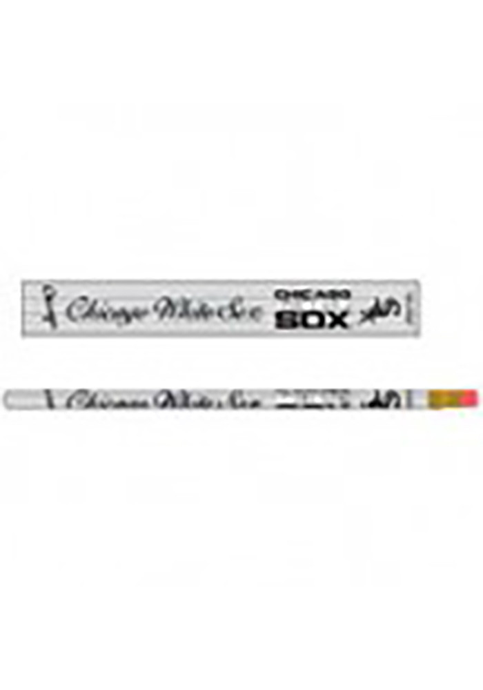 Chicago White Sox 6 Pack Pencil - Image 1