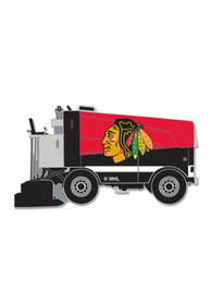 Chicago Blackhawks Zamboni Pin