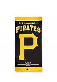 Pittsburgh Pirates 30x60 Team Logo Beach Towel