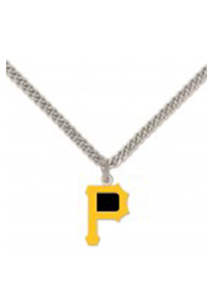 Pittsburgh Pirates Team Logo Necklace - Image 1