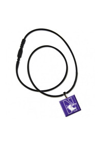 Northwestern Wildcats Womens LifeTile Necklace - Purple