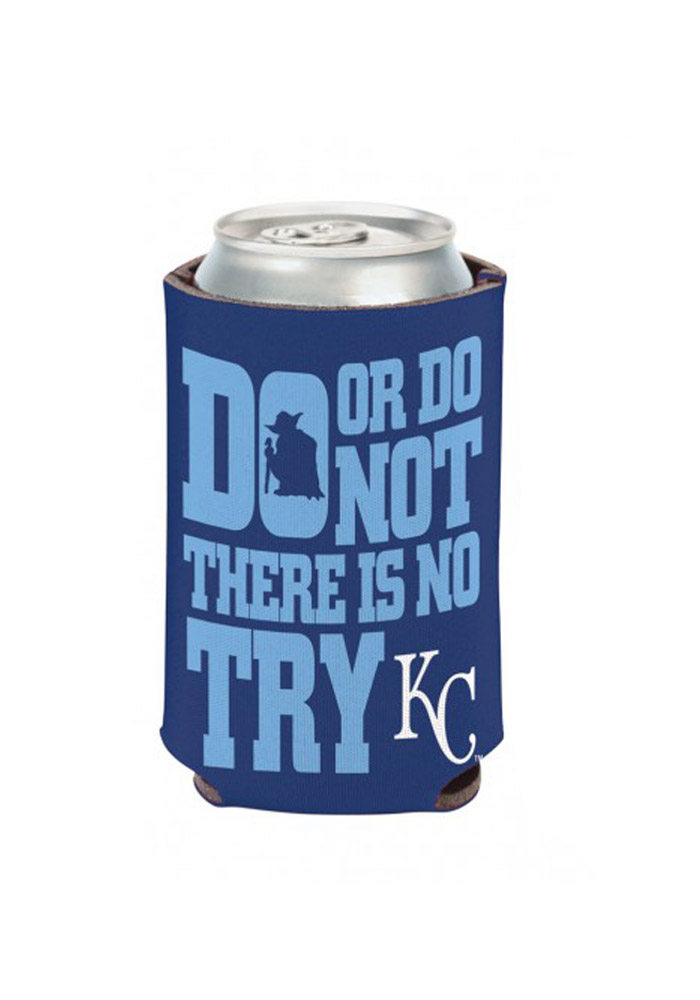 Kansas City Royals Star Wars Yoda Koozie - Image 1
