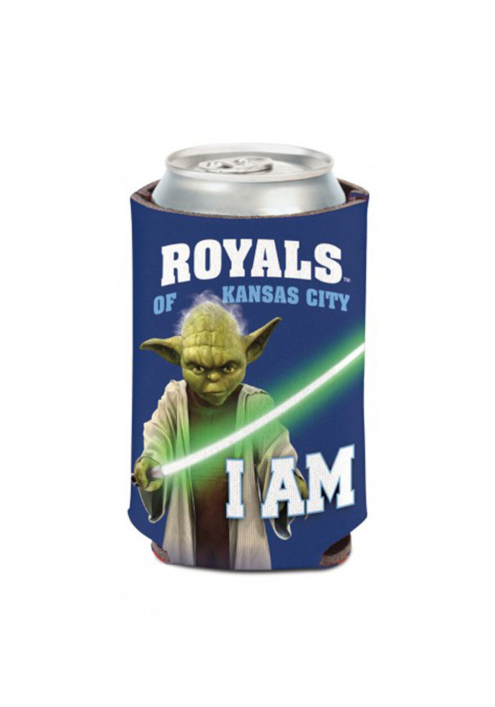 Kansas City Royals Star Wars Yoda Koozie - Image 2