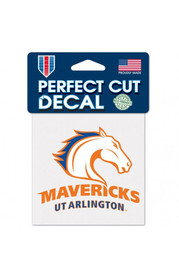 UTA Mavericks Perfect Cut Decal
