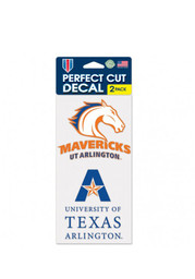 UTA Mavericks 2 Pack Decal
