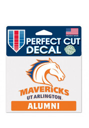 UTA Mavericks Alumni Perfect cut Decal
