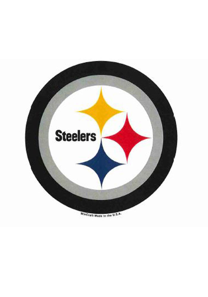 Pittsburgh Steelers Team logo Button - Image 1
