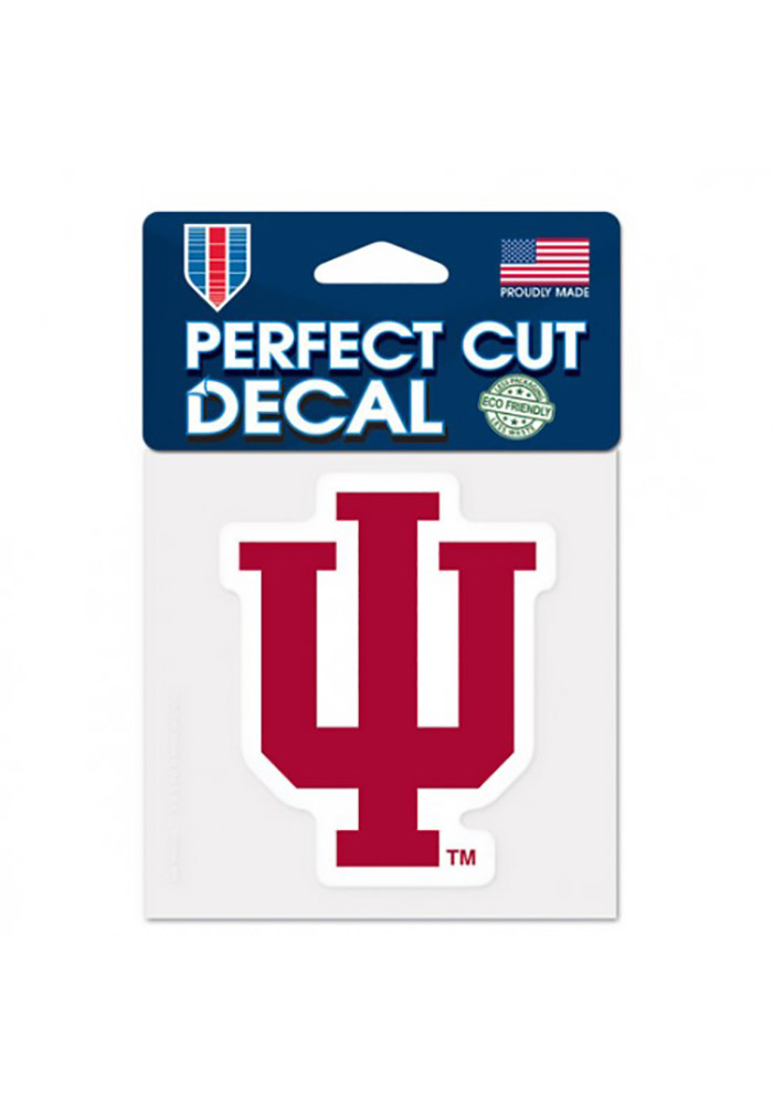 Indiana Hoosiers Perfect Cut Decal - Image 1