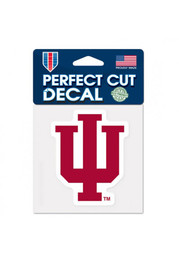 Indiana Hoosiers Perfect Cut Decal