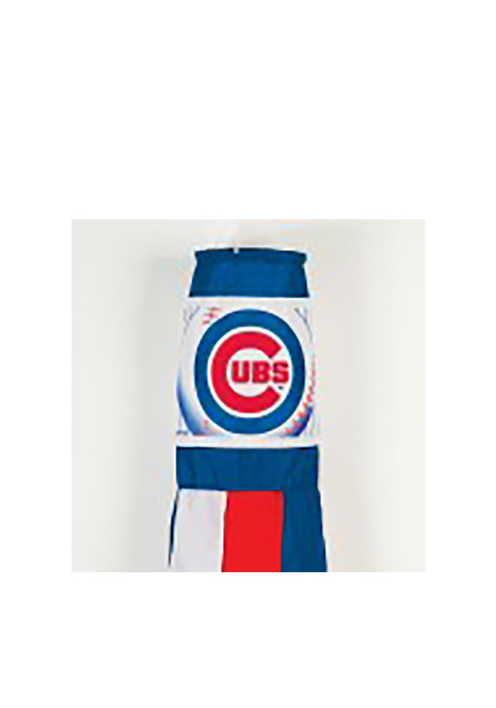Chicago Cubs 57 Inch Windsock - Image 1