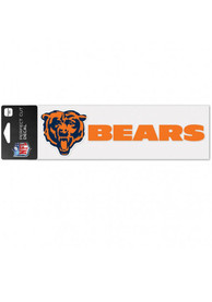 Chicago Bears Perfect Cut Auto Strip - Orange