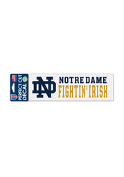 Notre Dame Fighting Irish Perfect Cut Auto Auto Strip
