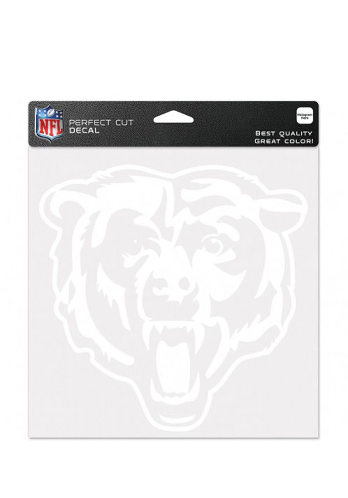 Chicago Bears Perfect Cut Decal - Image 1