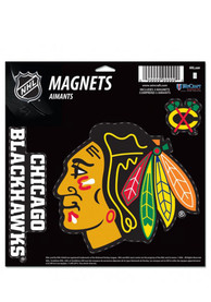 Chicago Blackhawks Multi Pack Magnet