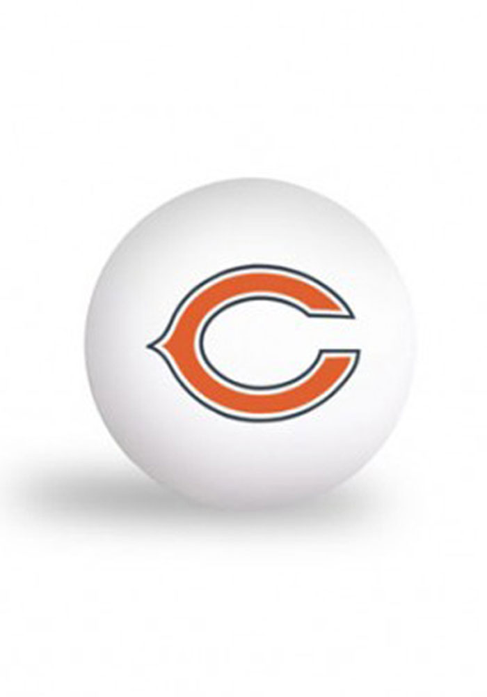 Chicago Bears 6 Pack Ping Pong Balls