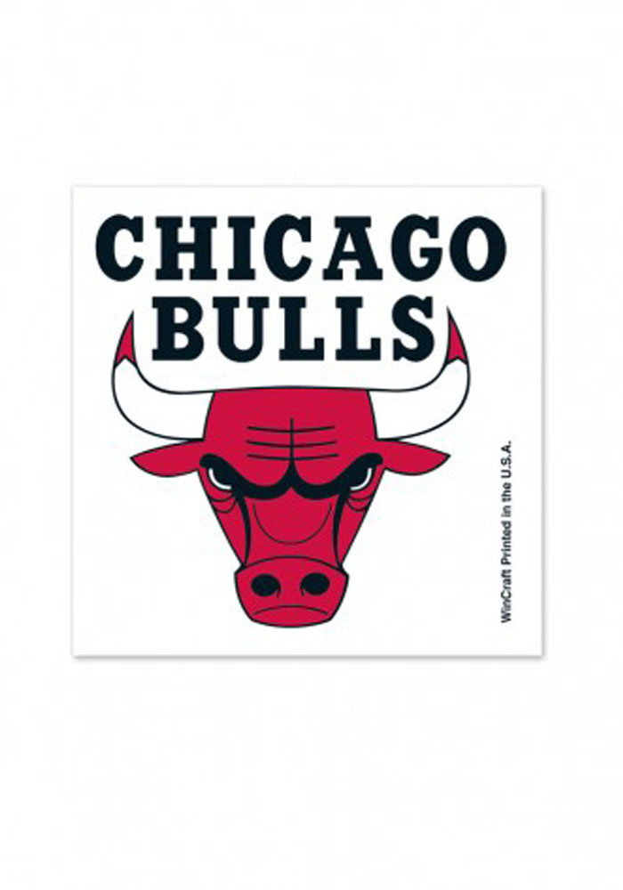 Chicago Bulls 4 pack Tattoo - Image 1