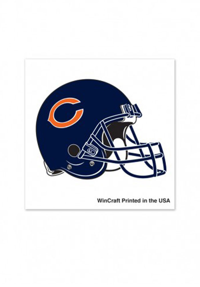 Chicago Bears 4 Pack Tattoo - Image 1
