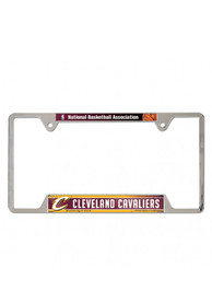 Cleveland Cavaliers Team Name License Frame