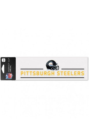 Pittsburgh Steelers Helmet Auto Auto Strip