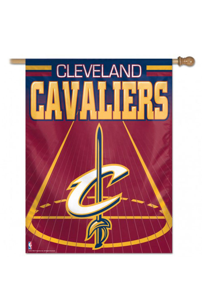 Cleveland Cavaliers Team Logo Banner - Image 1