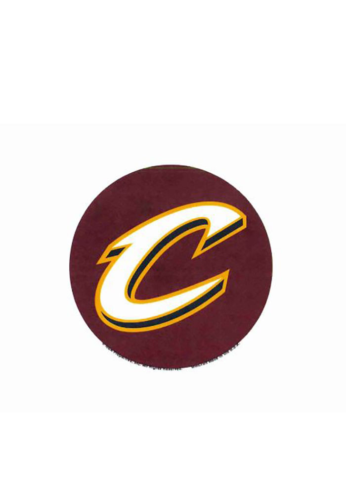 Cleveland Cavaliers Team Logo Button - Image 1