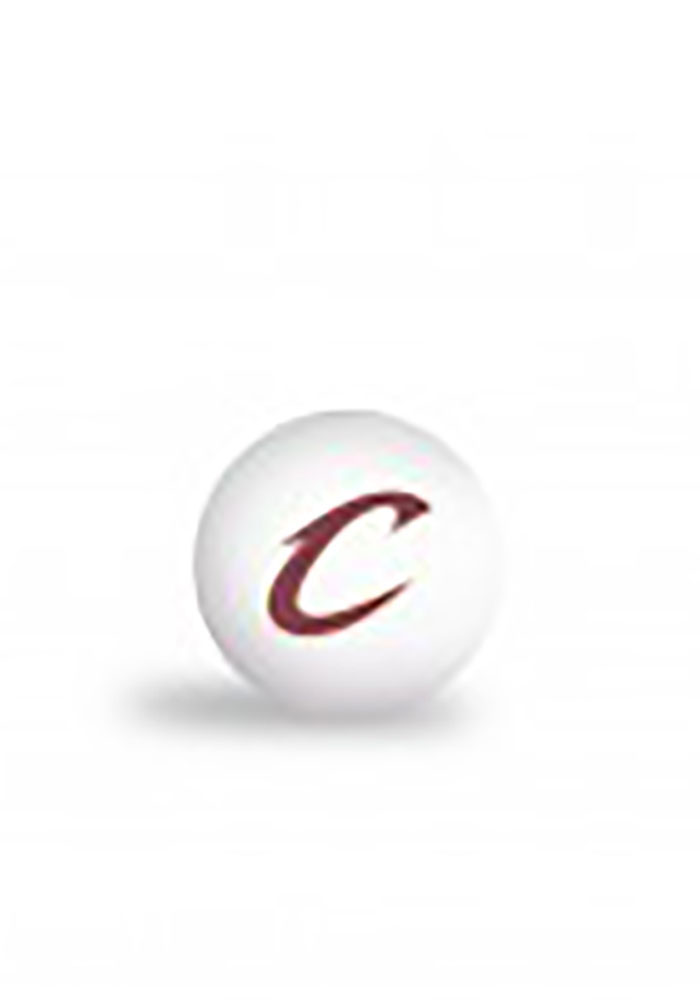 Cleveland Cavaliers 6 Pack Ping Pong Balls - Image 1