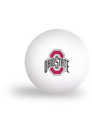 Ohio State Buckeyes 6 Pack Ping Pong Balls