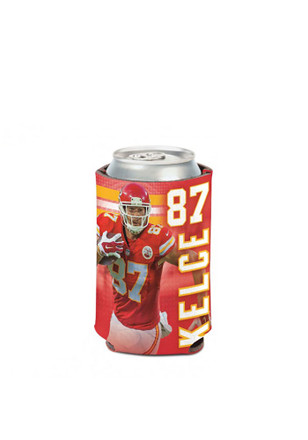 Kansas City Chiefs Travis Kelce Player Koozie