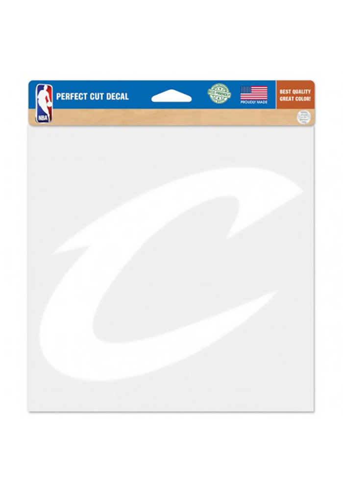 Cleveland Cavaliers Perfect Cut Decal - Image 1
