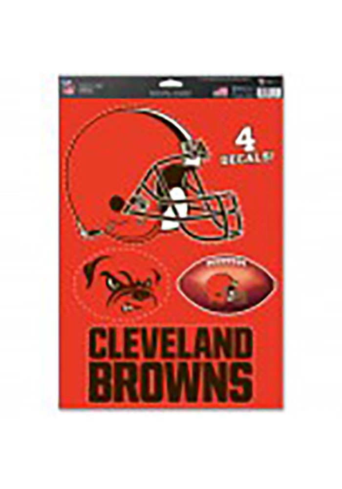 Cleveland Browns Multi Use Decal - Image 1