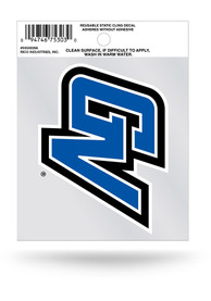 Grand Valley State Lakers Small Auto Static Cling
