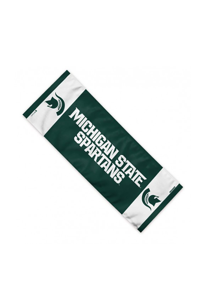 Michigan State Spartans Team Logo Cooling Towel