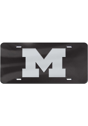 Michigan Wolverines Team Logo Car Accessory License Plate
