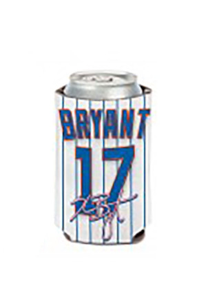 Chicago Cubs Kris Bryant Player Koozie