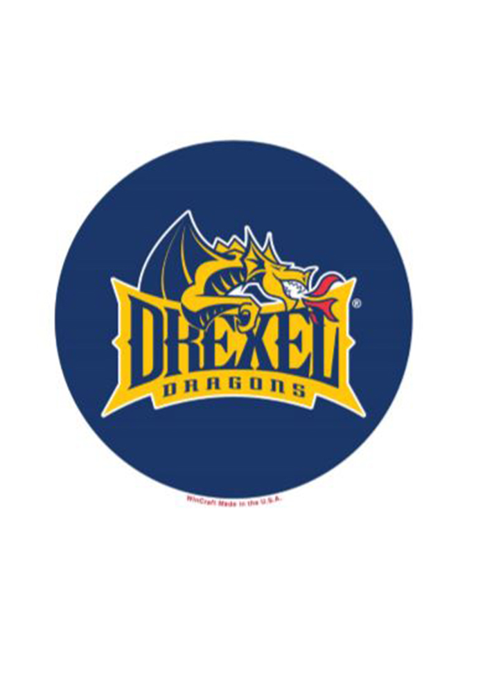 Drexel Dragons Team Color Button - Image 1