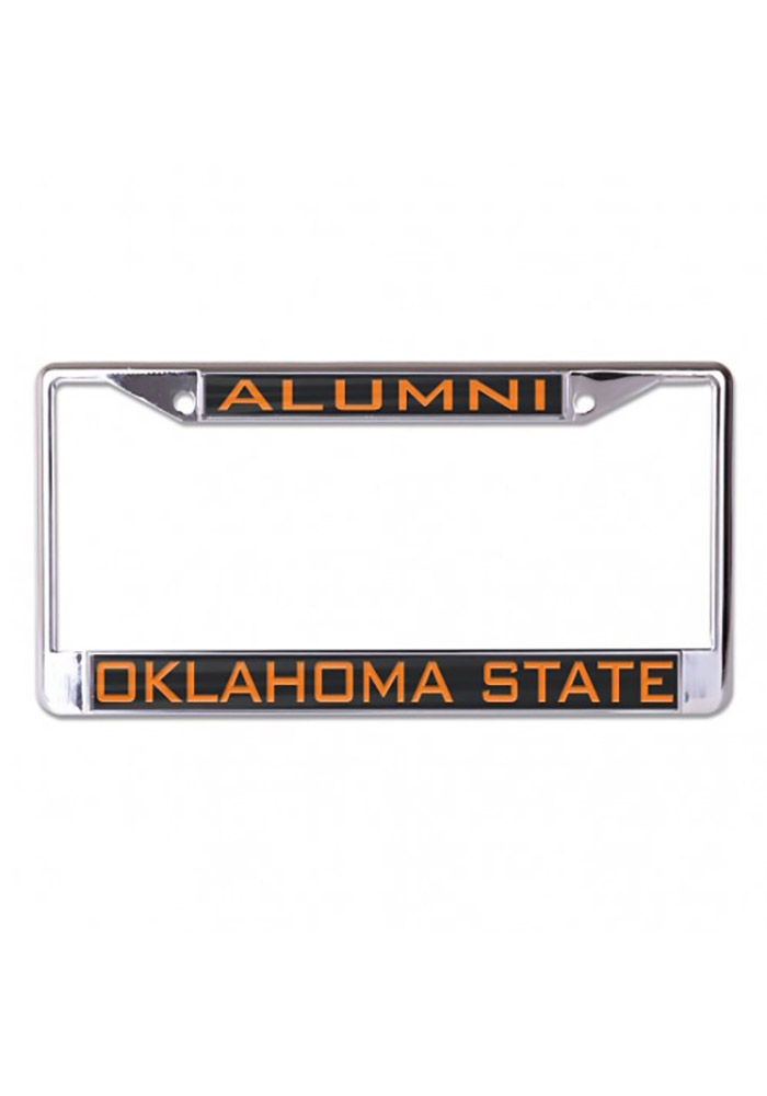 Oklahoma State Cowboys Alumni Inlaid License Frame - Image 1