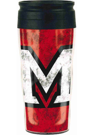 Miami Redhawks Contour Travel Mug